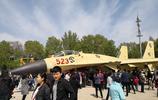 中國試飛院功勳機首次公開展示