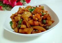 炒蘿蔔乾的做法
