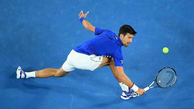 澳網:小德生涯第七次晉級四強;張帥組合首進大滿貫決賽