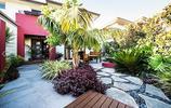 庭院設計:有魚池和荷花的庭院就是好看,魚池這麼設計更完美