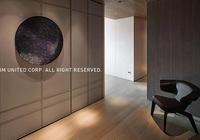 朋友家現代簡約家裝,65坪豪宅現代時尚家居設計,豪華室內設計