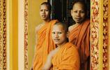 柬埔寨和尚