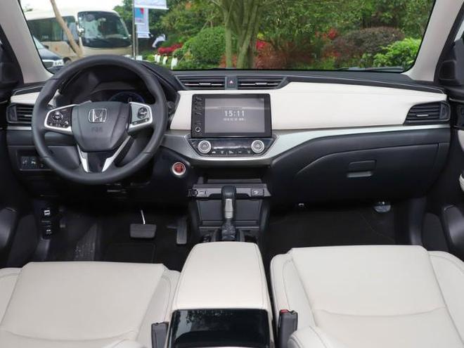 本田也開始親民,B級車的尺寸起售價卻不到10萬,讓大眾無法應對