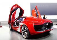 概念車:雷諾DeZir