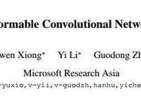 微軟亞洲研究院提出兩大創新模塊,構建可變形卷積神經網絡