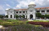 旅遊景點推薦 馬來西亞怡保火車站旅行遊記 車站是濃濃的歐式建築