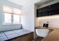 不用專門預留書房,超實用臥室書房一體設計!