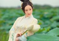 攝影:採蓮女,淡淡風痕處,心似蓮花開 !