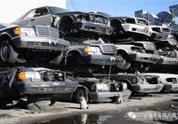 有車友拍到了美國的一個汽車報廢廠,場面也非常的壯觀……