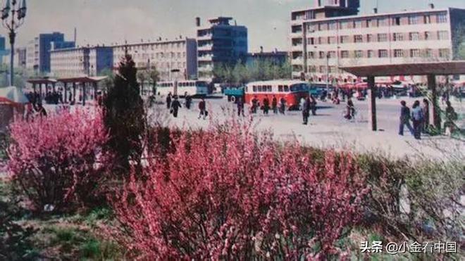 鶴崗從前的模樣,有幾個人見過,還好有老照片記錄了當時的風貌