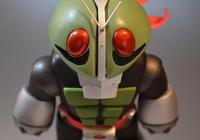 模玩控:假面騎士亂入高達,不一樣的假面騎士1號