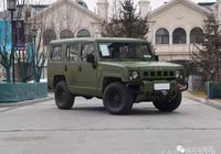 """這款國產版的""""悍馬""""軍用越野車性能勝過悍馬,售價不到15萬!"""