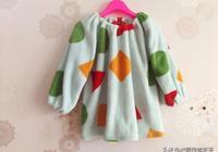 十分鐘就給寶寶做件睡覺穿的小衫。做法超簡單,小白都可以嘗試