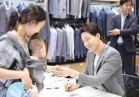 趙寅成出席粉絲簽名會 暖男展親切魅力