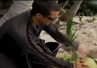 小小口香糖竟然是開椰子的神器?
