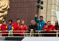 國乒傳遞正能量!南下參加公益活動,劉國樑、張怡寧等人均有亮相