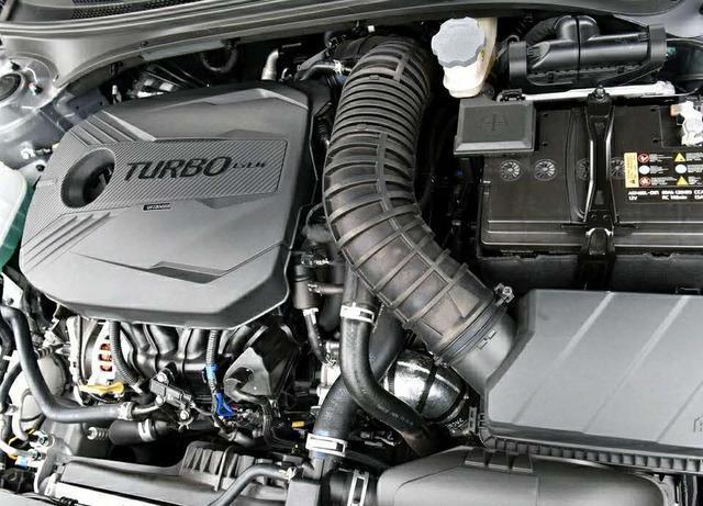 1.6T引擎,百公里油耗6.9L,現代菲斯塔對標本田思域,可比性強