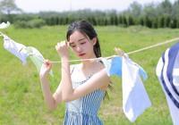 陽光壁紙:田野清新風,洗帕滌心