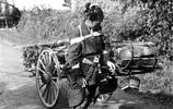 1900年的日本:圖1日本女人穿草鞋乾重活,圖3日本土灶你們沒見過
