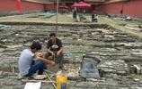 鏡頭下:2015年北京故宮裡一處考古現場,從中你能發現什麼?
