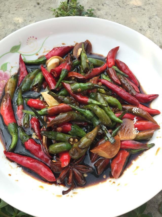 辣椒醬、醃辣椒、泡辣椒,7種辣椒的做法總有一款是你喜歡的