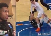 圖看NBA著名的胯下之辱:皮蓬隔扣尤因後跨過,詹皇也遭胯下之辱
