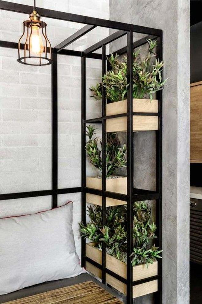 花架合集:家居裝修不能少了花架,好裝修怎麼能不把植物搭配好