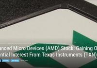 傳德州儀器欲164億美元收購AMD,分析師:不靠譜