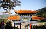 旅遊圖集:風景秀麗的恆山,是天下道教主流全真派聖地