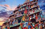 遊毗瑟挐神廟,浮華與虔誠的絕妙組合