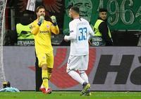 歐聯:布羅佐維奇失點佩劍傷退,國米客場0-0法蘭克福