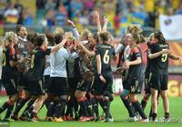 女世界盃:德國女足VS西班牙女足