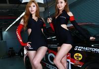 車模:崔瑟琪(2017超級美腿挑戰賽)