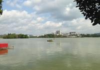 對比杭州西湖,惠州西湖一樣驚豔到你
