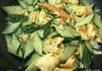 黃瓜炒雞蛋