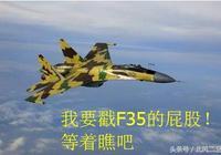 F22和F35優勢互補,一同出現在戰場,將會無敵!