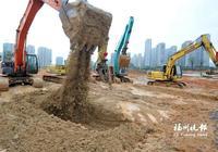 晉安集中開工22個項目 鶴林生態公園年底前建成