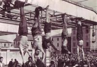 貝尼託·墨索里尼之死:意大利法西斯獨裁者的可怕結局