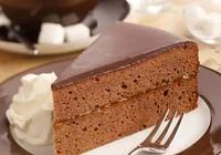 巧克力蛋糕簡史