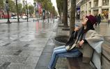 楊鈺瑩在巴黎