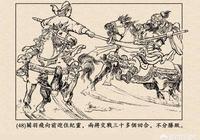 關羽戰紀靈時三十合不分勝負,張飛鬥紀靈不出十合一矛刺紀靈落馬,張飛的武力勝於關羽嗎?你怎麼看?