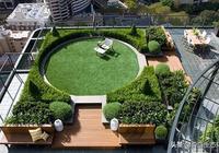 屋頂花園園林設計,包括屋頂綠化、空中花園景觀