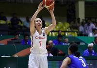 女籃亞洲盃:中國117-43狂勝菲律賓74分!第二節僅讓對手拿2分