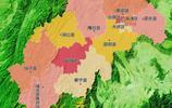 10張高清地圖,快速瞭解湖南邵陽8縣1市