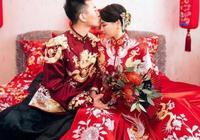 吳敏霞穿中式嫁衣似天仙 傳統中式婚禮習俗有哪些