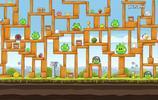 憤怒的小鳥高清遊戲經典圖片
