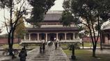 旅行的畫冊 海神廟又稱為廟宮,是江南稀有的古典宮殿式建築