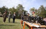 阿爾巴尼亞陸軍舉行戰術演習