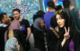 伊朗大選,來看看伊朗女性的風範