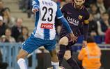足球——西甲聯賽:巴塞羅那勝西班牙人